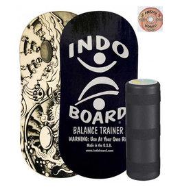 Indoboard Indoboard Rocker yin yang board / medium roller