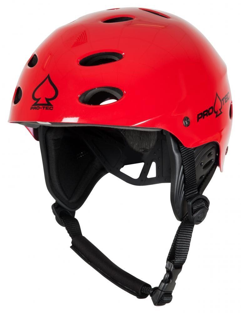 Pro Tec Pro-Tec - Ace Wake XXL (62-64cm) Gloss Red