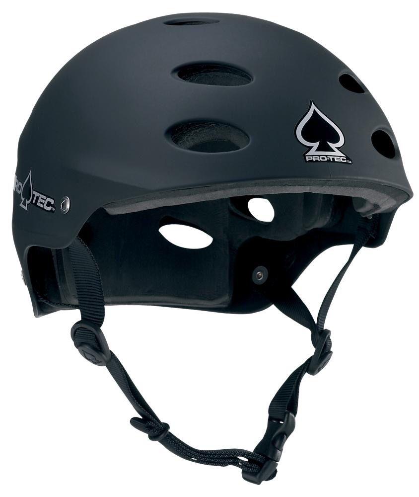 Pro Tec Pro-Tec - Ace Wake S (53-54cm) Rubber Black