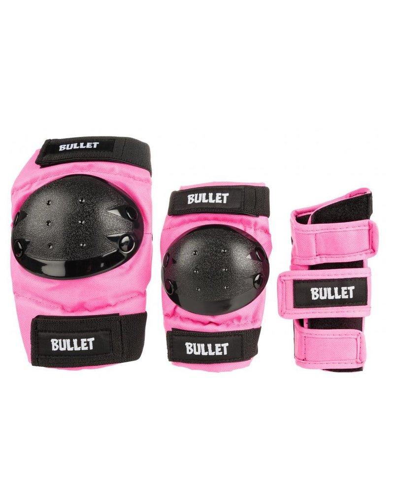 Bullet Bullet - Junior Skate Pads Sett (6-10år)
