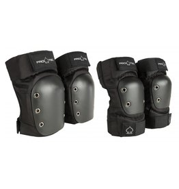 Pro-Tec - Street Knee/Elbow Pad Set - Black - M