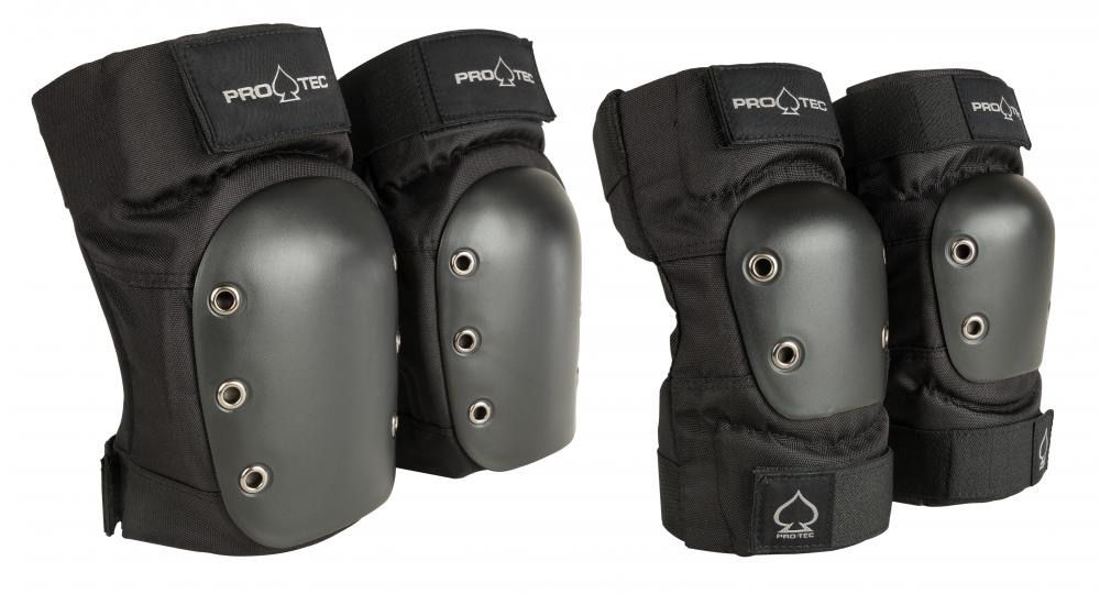 Pro-Tec - Street Knee/Elbow Pad Set - Black - M