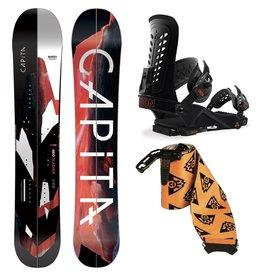 Capita Capita - Neo Slasher 164 Splitboard Pakke