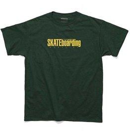 Transworld Transworld Skateboarding - L - Green