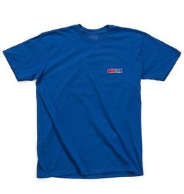 Transworld 411VM - Embroidered - M - Blue