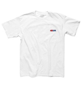 Transworld 411VM - Embroidered - S - White