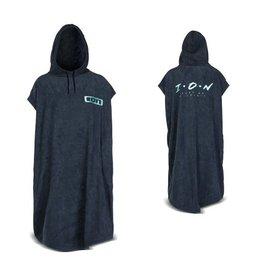 ION ION - Poncho Core L dark Blue