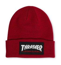 Thrasher Thrasher - Logo Patch - Maroon