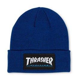 Thrasher Thrasher - Logo Patch - Navy