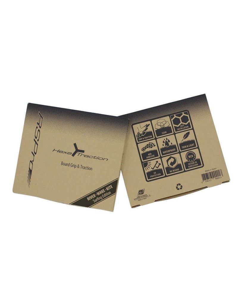 RSPro RSPro - Pack HexaTraction (liten pakke), Kork Front deck, Ding patch