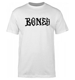 Bones Bones - Frontal Tee - M - White