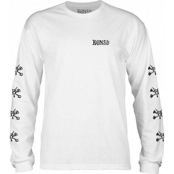 Bones Bones - Steve LS - XL - White