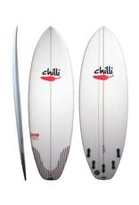 Chilli Chilli - Cherry Peppa XF - 5'6 - 29L - FCS II