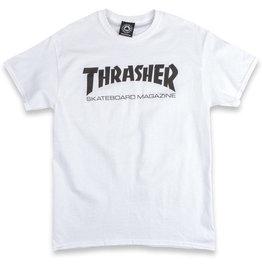 Thrasher Thrasher - Skate Mag Tee White - L