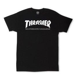 Thrasher Thrasher - Skate Mag Tee SS - Black - Small