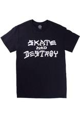 Thrasher Thrasher - Skate and Destroy - S - Black