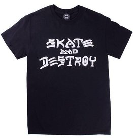 Thrasher Thrasher - Skate and Destroy - M - Black