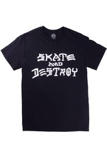 Thrasher Thrasher - Skate and Destroy - XL - Black