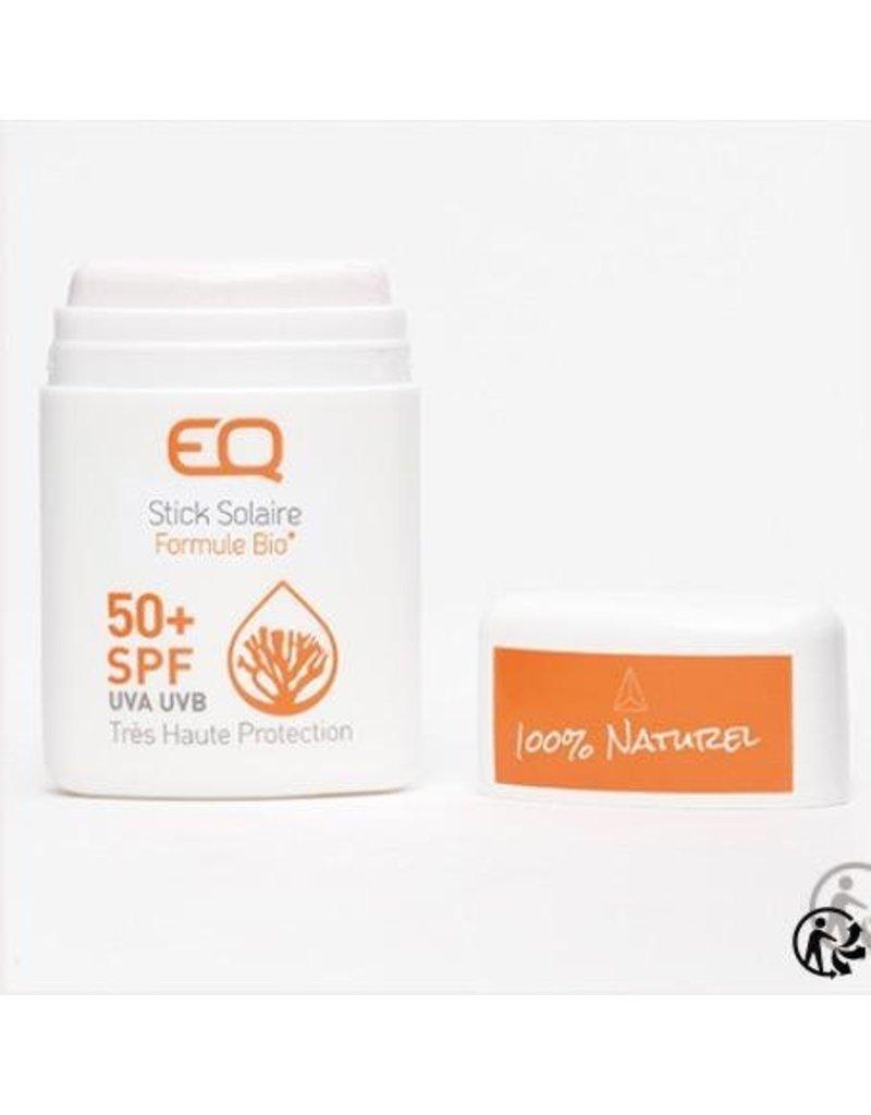 EQ EQ - White Sun stick SPF50+ Solkrem Reef safe!