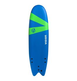 Vision Vision - 6'6 Soft Take Off Fish 58L
