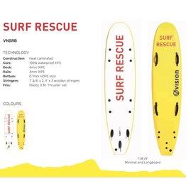 Softech Vision - 9'0 Rescue Board XPS redningbrett