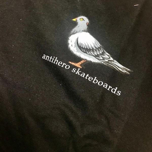 Anti-Hero Anti-Hero - Lil Pigeon - L
