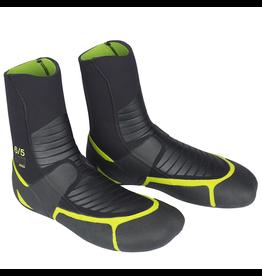 ION ION - 6/5 Plasma Boots black, Str, 40-41
