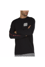 Vans Vans - Warped Check - XL - LS Black