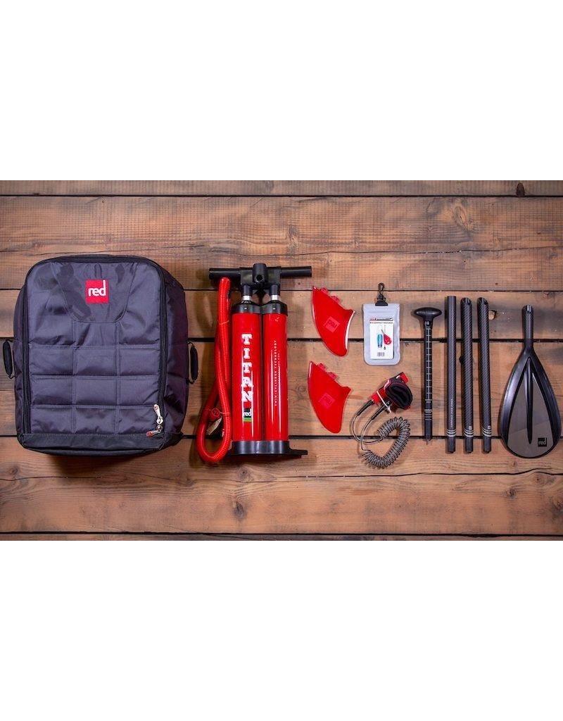 "RedPaddleCo RED - Compact 9'6"" x 32"" komplett m/åre"