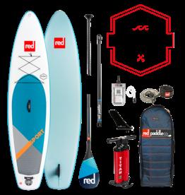 RedPaddleCo RED - Sport 11'3 med 3-delt 100% carbon-åre