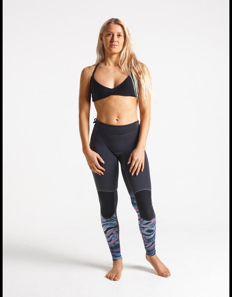 C-Skins C-Skins - Solace 1.5mm Womens Flatlock Leggings XXs/32