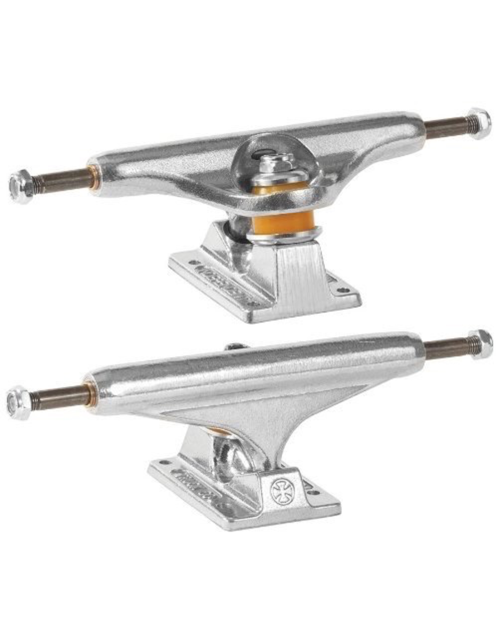 Independent Independent - 169 Forged Hollow Silver Trucks