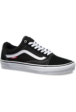 Vans Vans - Old Skool Pro, Black/White, 41-26,5cm-8,5