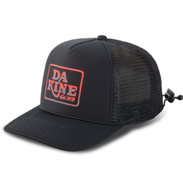 Dakine Dakine - Low Down Trucker Cap - Black