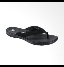 Hurley Hurley - Flex 2.0 Sandal - 46-30cm-12 - Black (010)