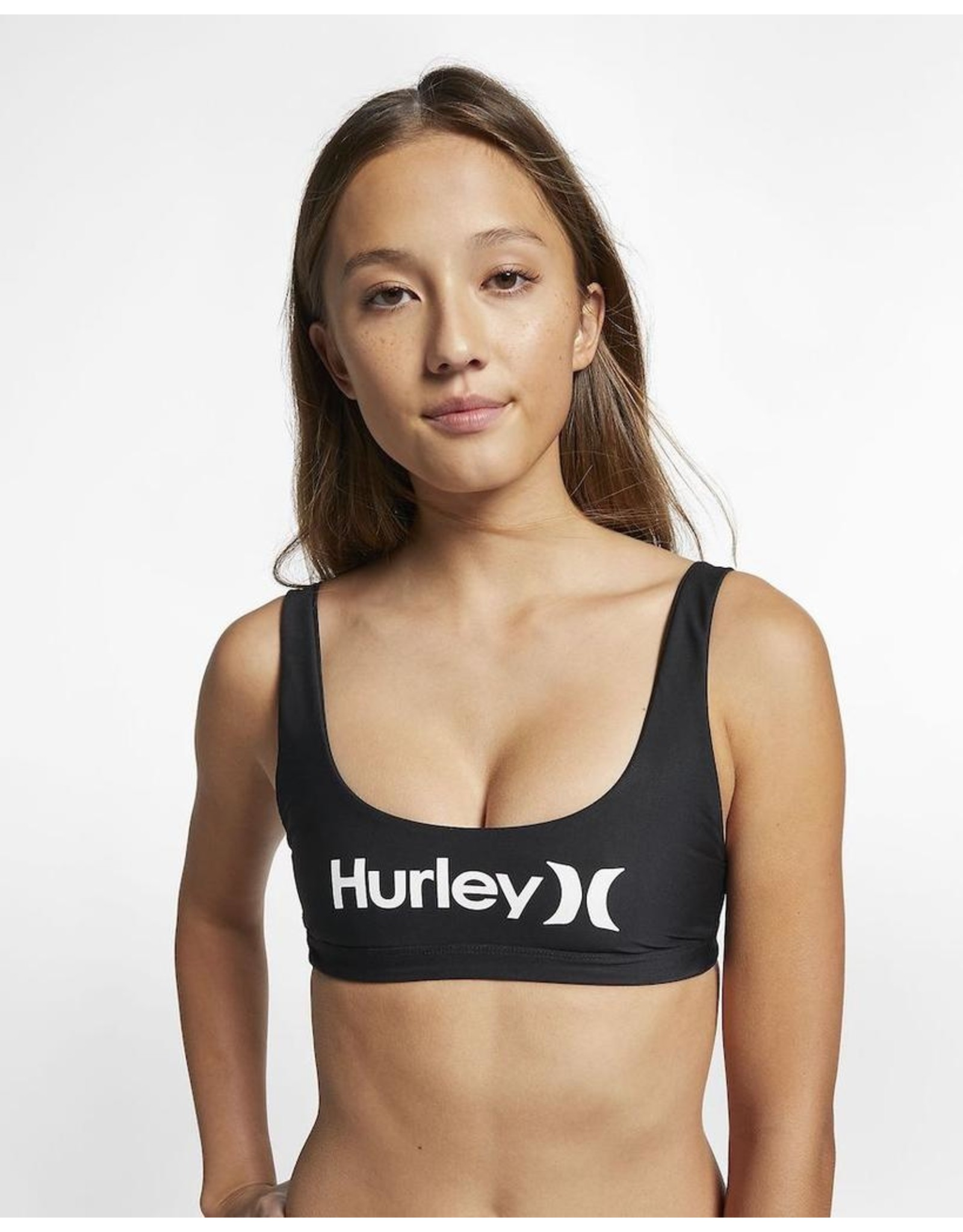 Hurley Hurley - Q/D One&Only Reversible Top − M