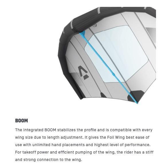 Duotone Duotone Foil Wing 4m2