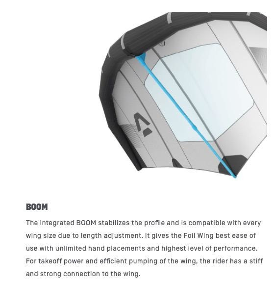 Duotone Duotone Foil Wing 3m2