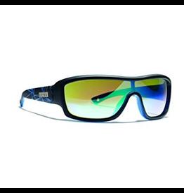 ION Ion - Rage Zeiss Solbrille Svart/Blå