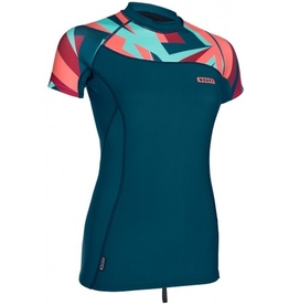 ION ION - Neo Top Women 2/1 SS blue s/36