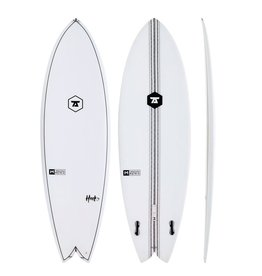 7S 7S - 5'8 Hook IM Twin Fin − 31L - FCS2