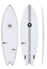 7S 7S - 6'0 Hook IM Twin Fin − 36L - FCS2