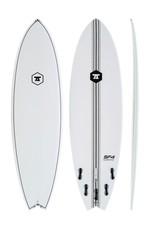 7S 7S - 6'3 SuperFish 4 IM − 36L - FCS2