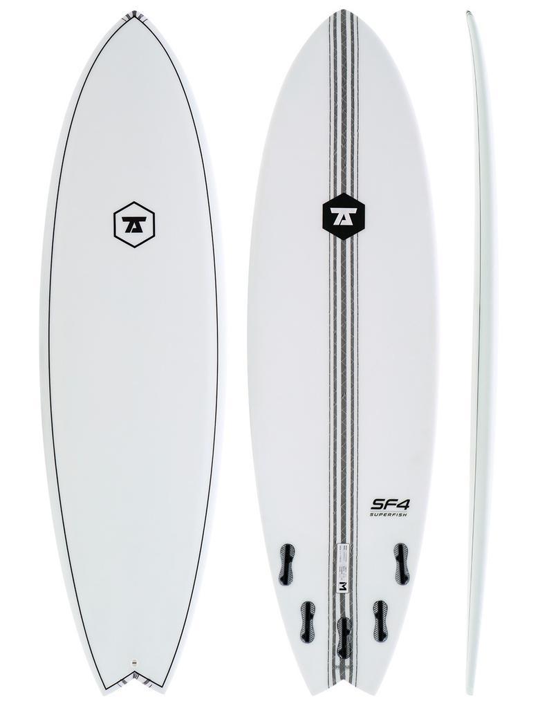 7S 7S - 6'6 SuperFish 4 IM − 40L - FCS2