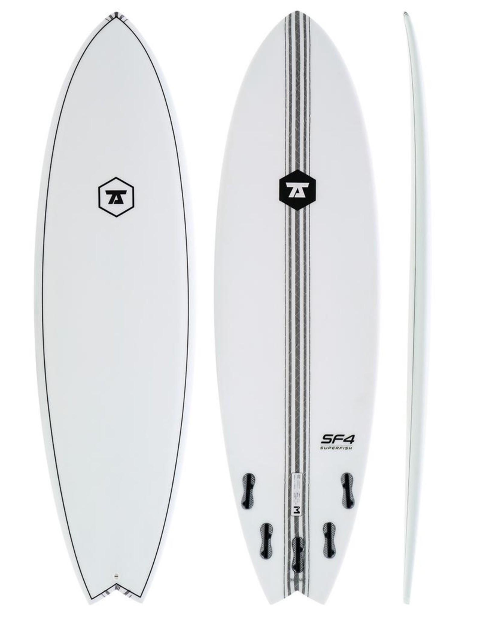 7S 7S - 6'9 SuperFish 4 IM − 45L - FCS2