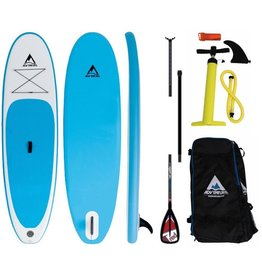 Adventure Paddleboards Adventure - 10'2 med 3-delt Alu/Nylon åre