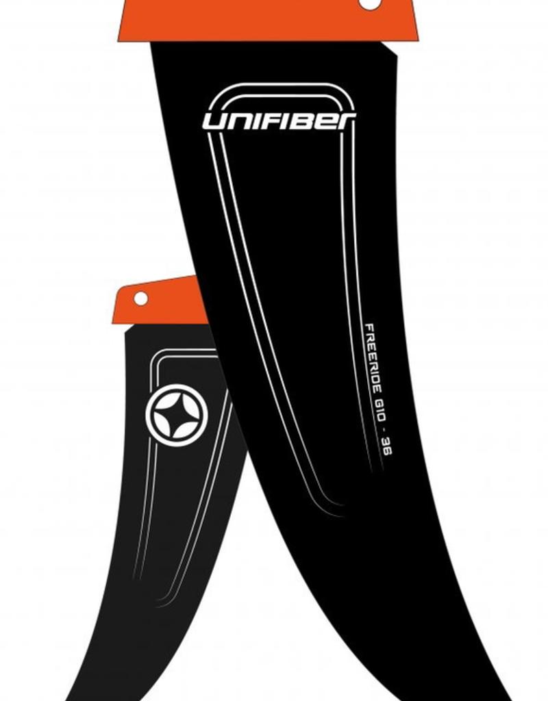 Unifiber Unifiber - Freeride G10 38cm - Tuttlebox