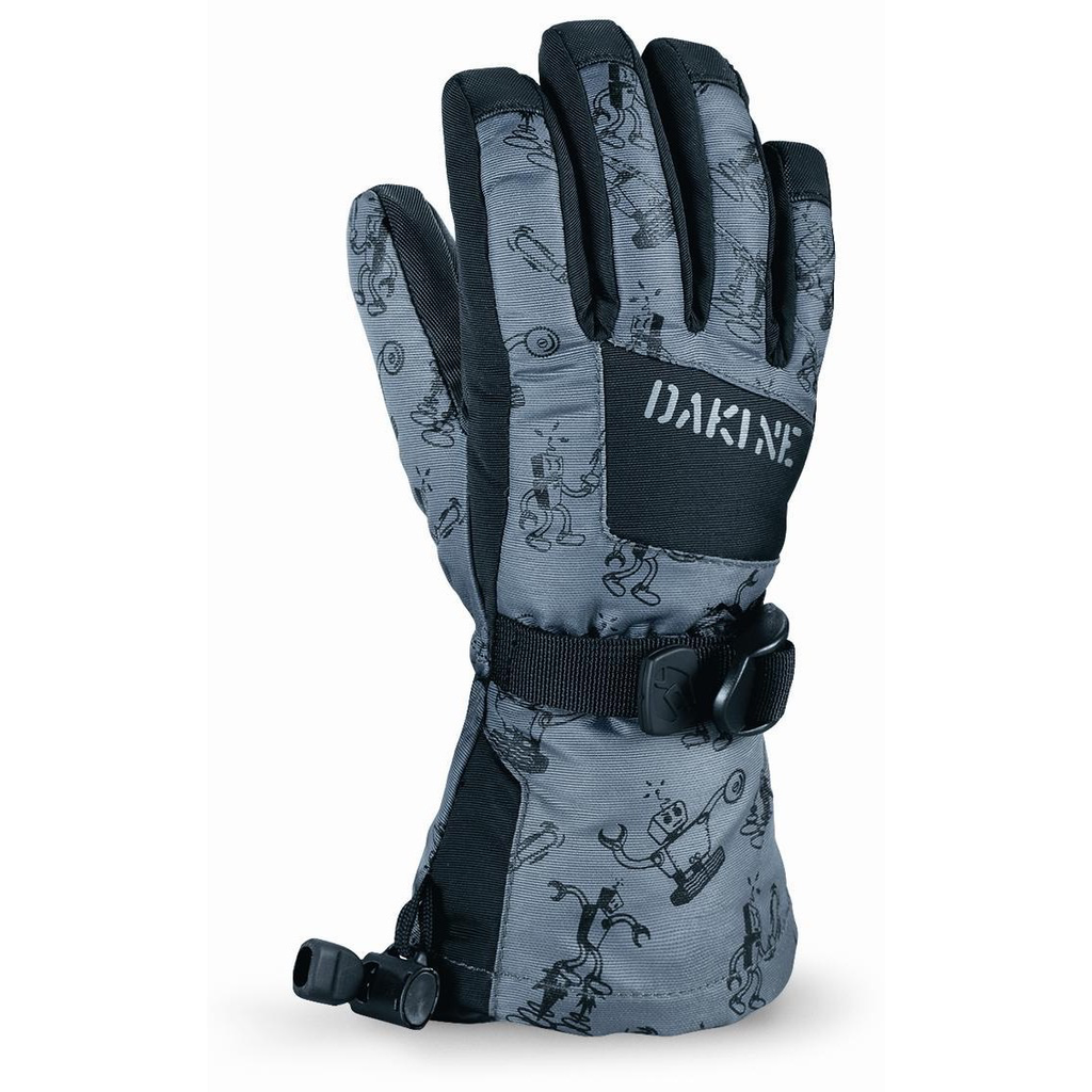 Dakine Dakine - Yukon Jr Glove - K/S - Robot