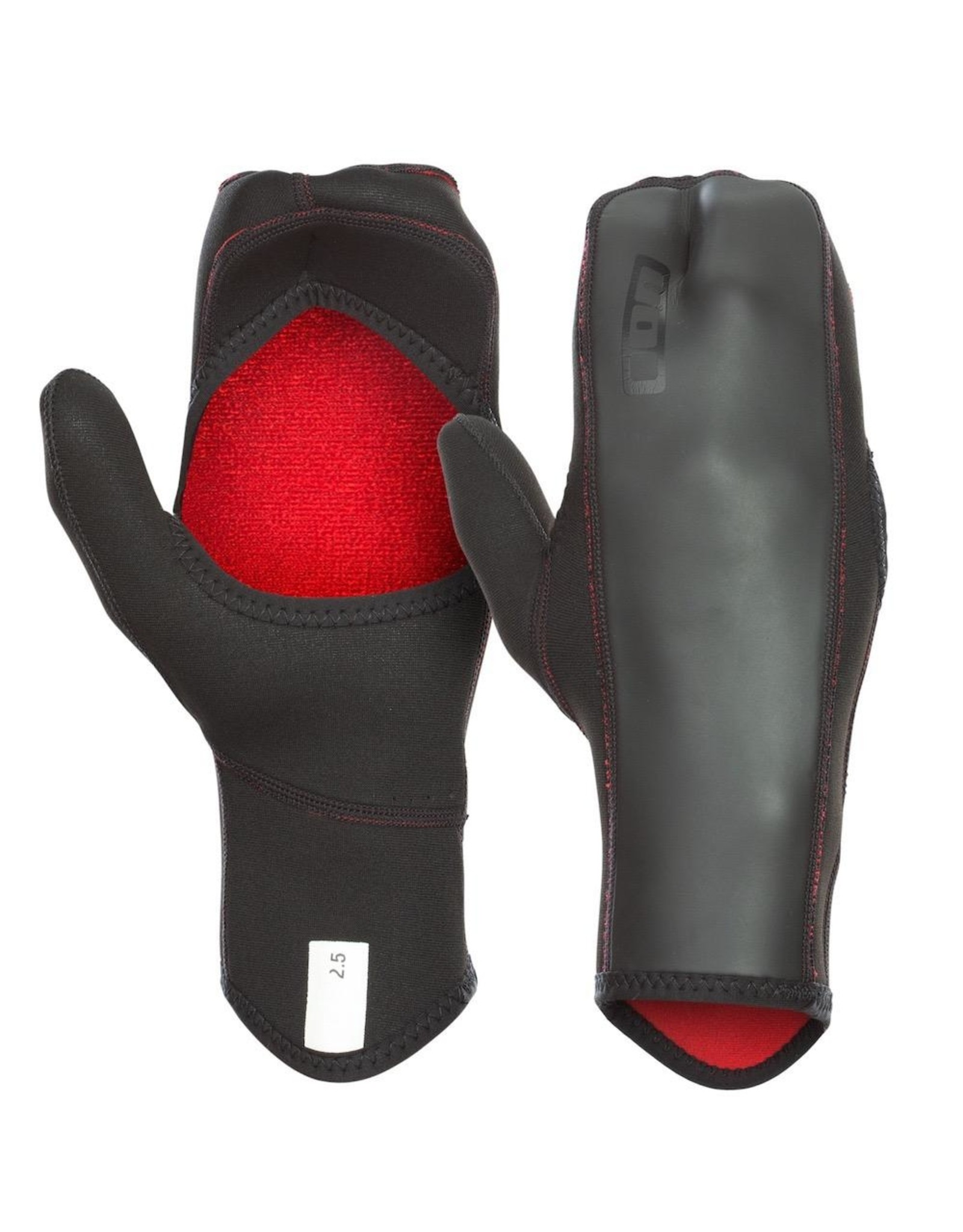 Ion - Open Palm Mittens 2.5 - 46/XS - black