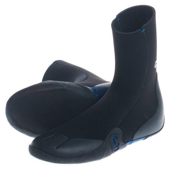 C-Skins C-Skins - 5mm - Legend Round Toe Boot, Black, UK6/US7